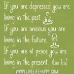 Living in the Present 2