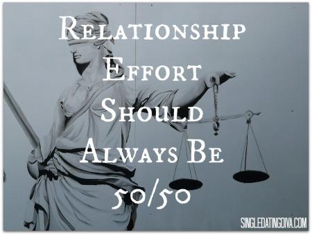 relationship effort