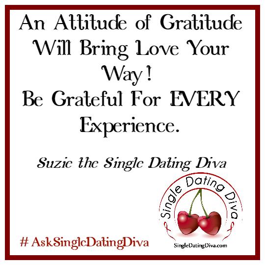 SDD Quote Attitude of gratitude