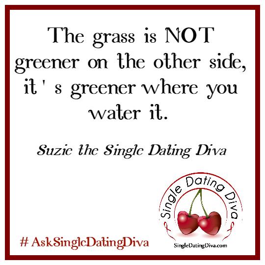SDD Quote grass greener