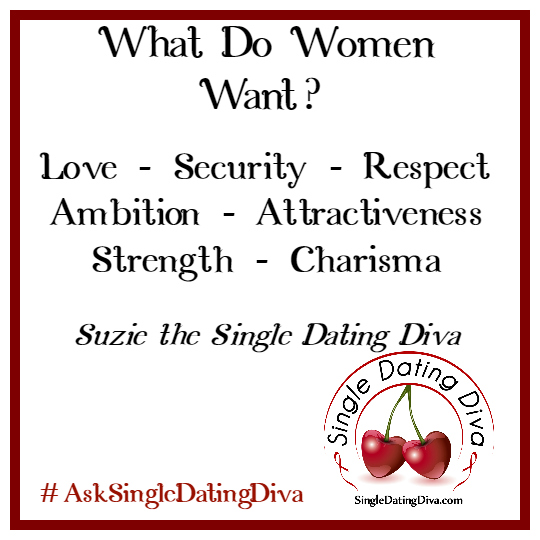 SDD Quote What Women Want