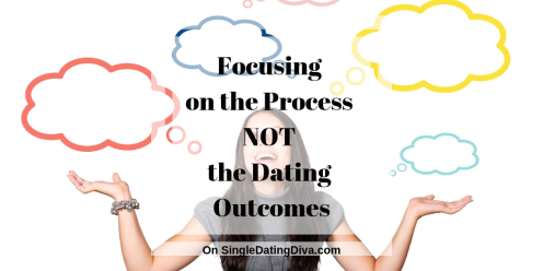 Focusing on the Process NOT the Dating Outcomes
