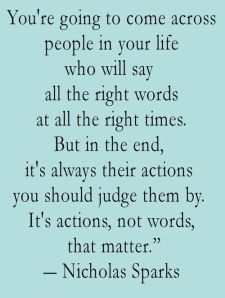 actions-words-matter
