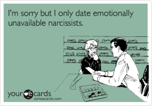 2 narcissists dating