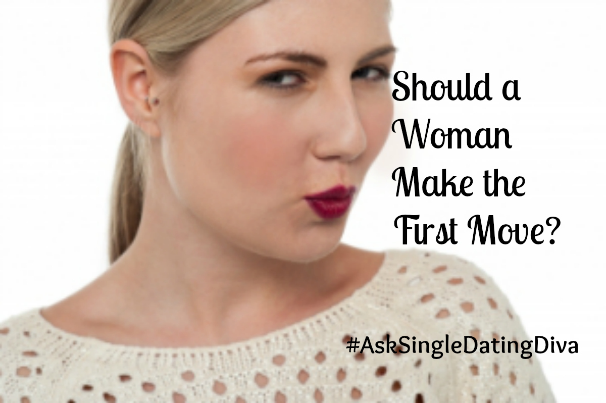 online dating who should make the first move