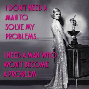 man-problem