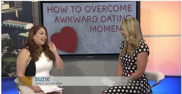 embarrassing dating moments