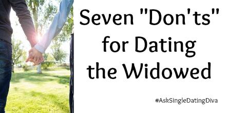 Dating a recent widower