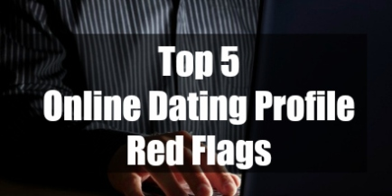 Online dating red flags