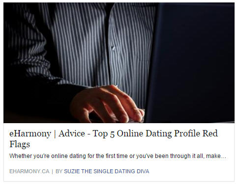 Online Dating Red Flags For Women