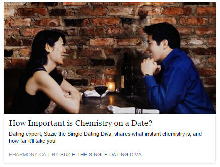 Lesbian chemistry dating site