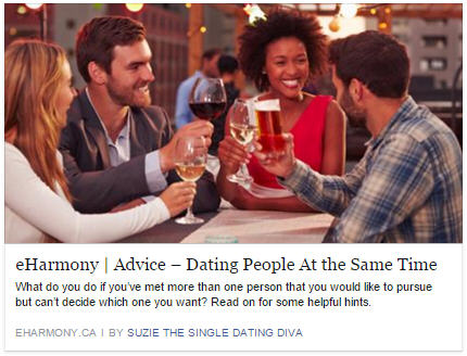 Online dating dating more than one person
