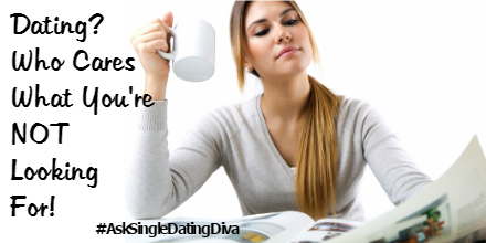 dating profile what youre looking for If the person you're dating reveals that they still have an active online dating profile,  necessarily mean that you're looking to stray from your.