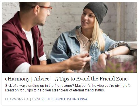 Friend zone or dating