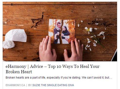Top 10 Ways To Heal Your Broken Heart