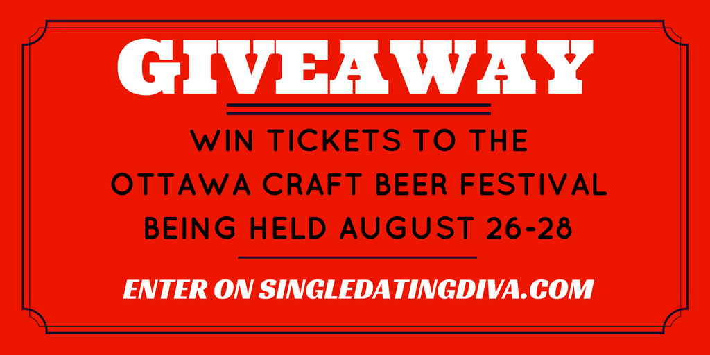 Giveaway: Win Tickets to the Ottawa Craft Beer Festival!