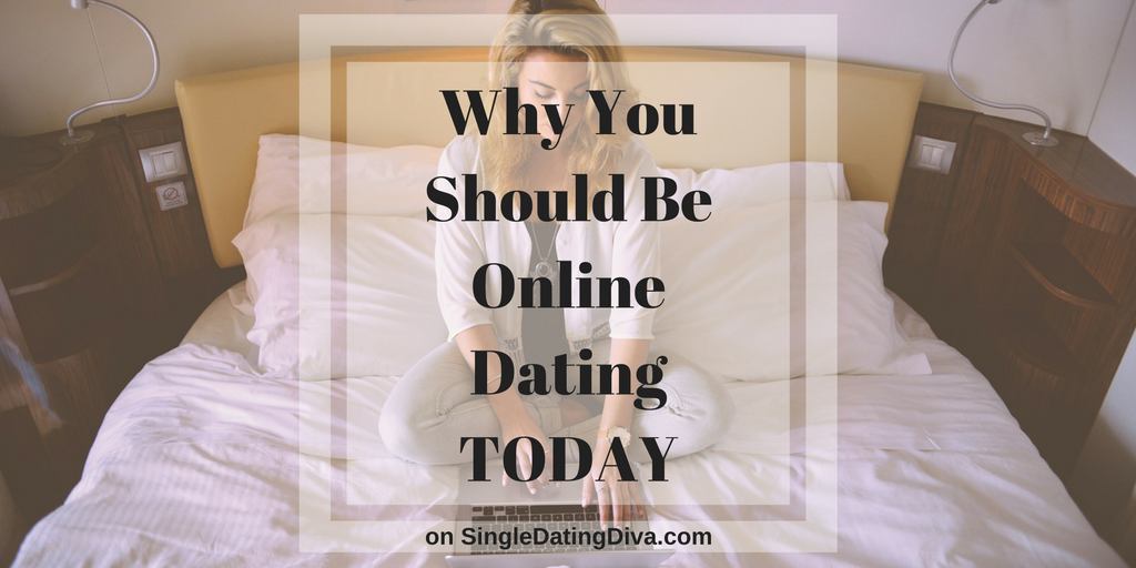 Why you should do online dating