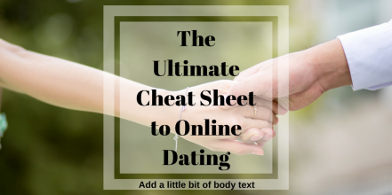 Internet dating cheats