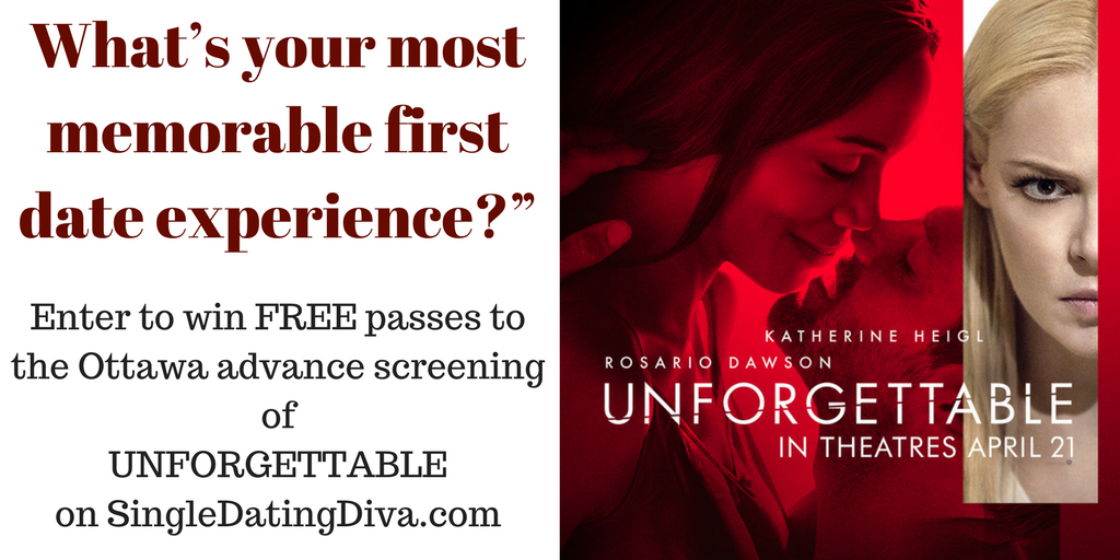 Win FREE PASSES to the Ottawa Advanced Screening of UNFORGETTABLE