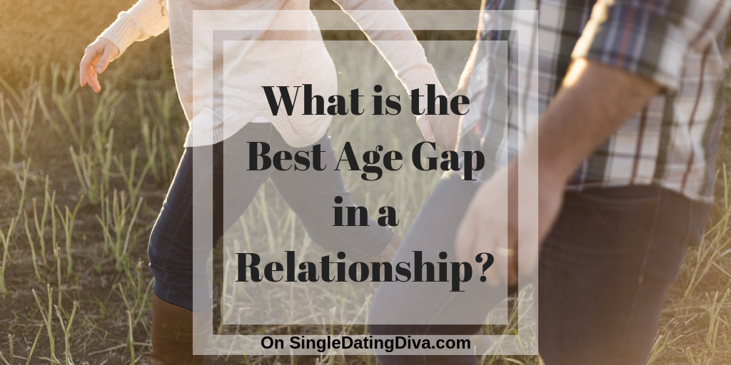 What is the best age gap for dating